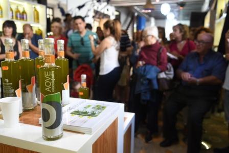 Presentación Oleícola Jaén