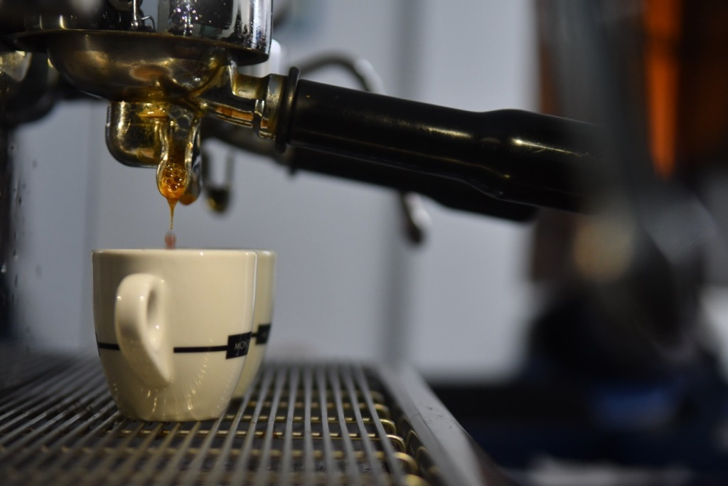 Cata de Cafe en el Centro de Interpretación Olivar y Aceite