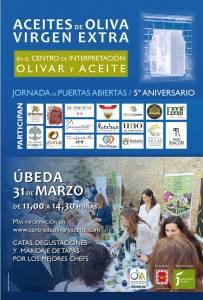 Aniversario del Centro de Interpretación Olivar y Aceite 2018