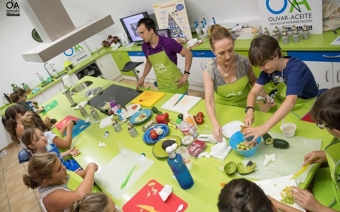 Taller de Cocina Infantil: Recetas dulces y saladas sin gluten