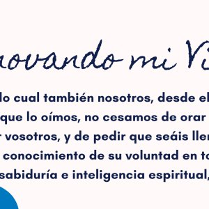 RENOVANDO MI VIDA – Cynthia Archuleta