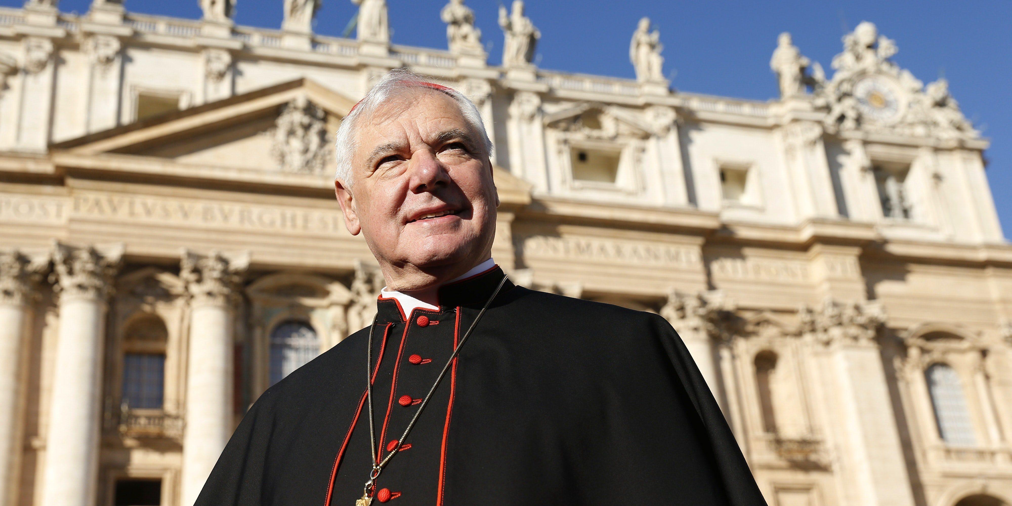 Resultado de imagem para Cardeal Müller