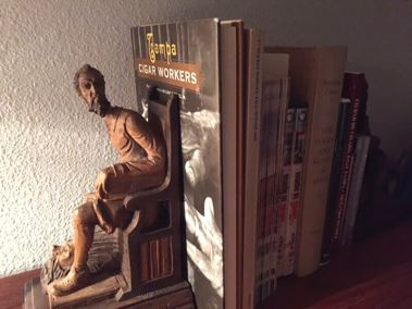 Don Quijote bookend