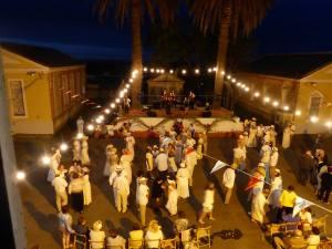 Evening Outdoor Dance