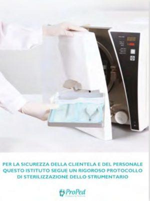 igiene sterilizzazione infezioni