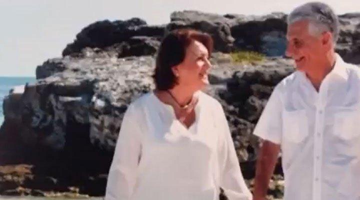 Pastor Daniel Dominguez y su esposa Mimi
