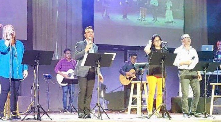 Miembros de la iglesia