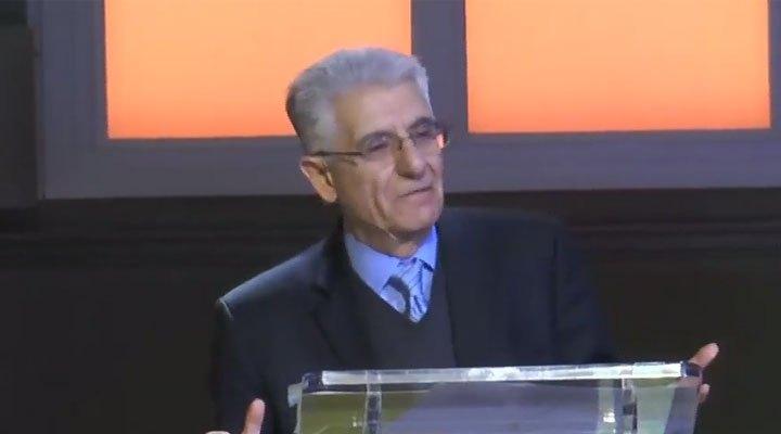 Pastor Daniel Dominguez