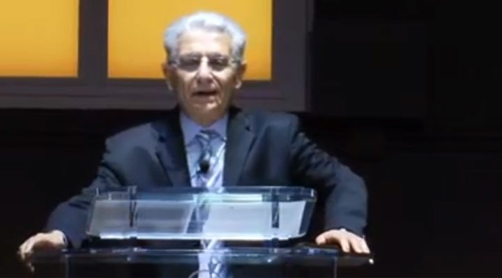Pastor Juan Daniel Dominguez