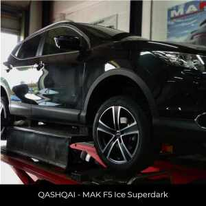 QASHQAI - MAK F5 Ice Superdark