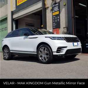 VELAR - MAK KINGDOM Gun Metallic Mirror Face