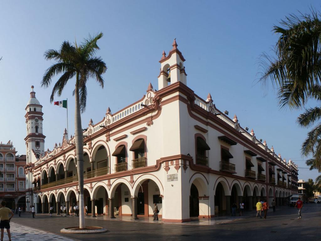 Centro Histrico de la Ciudad de Veracruz