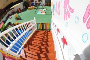 Centro infantil El Vale Encantado en Valle de San Lorenzi, Arona, Tenerife sur