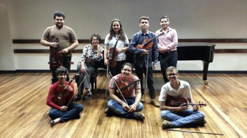 Cátedra de Viola de la Escuela de Artes Musicales de la UCR
