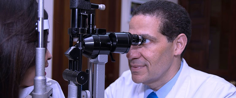 Jornada contra ceguera por diabetes