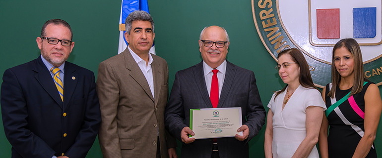 Dr. Juan Batlle Pichardo ofrece conferencia sobre la prevención de la ceguera evitable