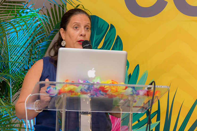 Dra. Antonina Paniagua COHES 2018