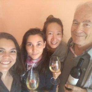 Wine Tasting e corso italiano