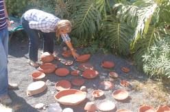 """""""Guisada con los alumnos del Taller de cerámica"""""""
