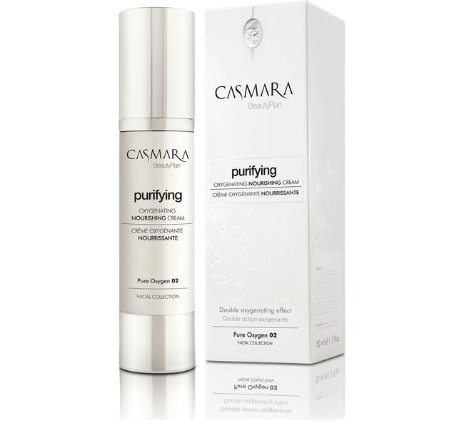OXYGENATING NOURISHING CREAM (crema Purifying nutritiva) de Casmara