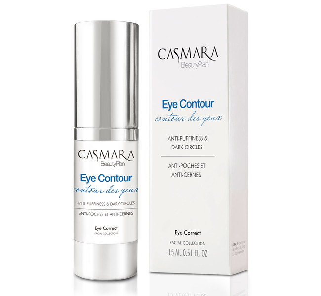 EYE CONTOUR ANTI-PUFFINESS & DARK CIRCLES (contorno de ojos bolsas y ojeras) de Casmara