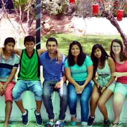 Grupo jóvenes