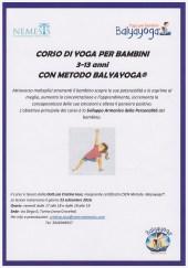 Colantino Corso Yoga per bimbi Centro NEMESIS