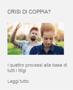 crisi coppia
