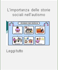 tasto autismo