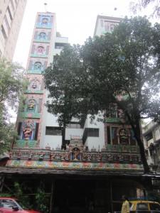 "Il tempio ""Bombay Arya Vysya Sangham"""