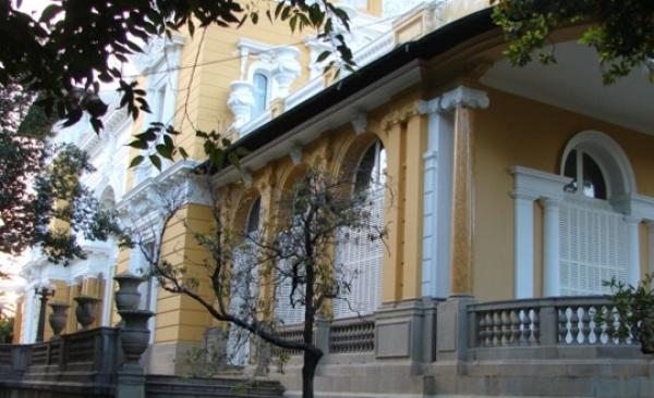 Palacio Portales  CENTRO PEDAGOGICO Y CULTURAL SIMON I