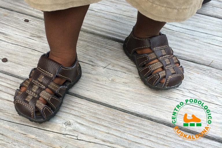 ¿Cómo elijo el calzado para mis hijos?