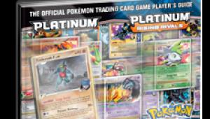 Guia oficial de TCG: Platinum