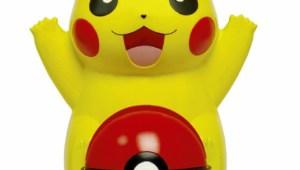 Cargador Pikachu para DSi/DSiXL, merchandising de Best Wishes! y B/N