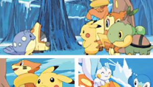 Nuevo Corto de Pikachu
