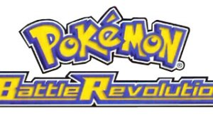 ¡Poster de Pokémon Battle Revolution!