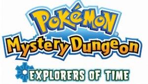 Art Box y Logos de Pokémon Mystery Dungeon 2 Americanas!