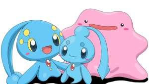 Orígenes Pokémon IV: Phione y Manaphy