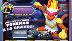 Web Oficial de Pokémon Battle Revolution Europa y Más sobre Smash Bros Brawl