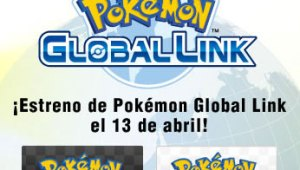 Estreno de Pokémon Global Link para el 13 de Abril