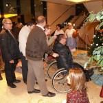 Cena de Navidad San Juan de Dios 2012
