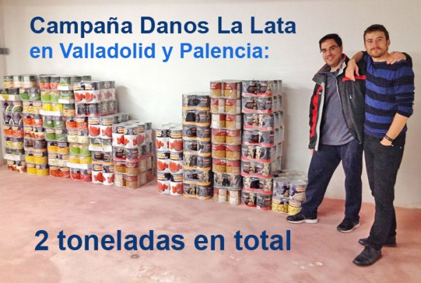 danos la lata ONGD Juan Ciudad
