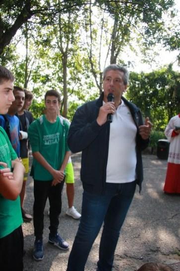 Matteo, delegato Scuola calcio