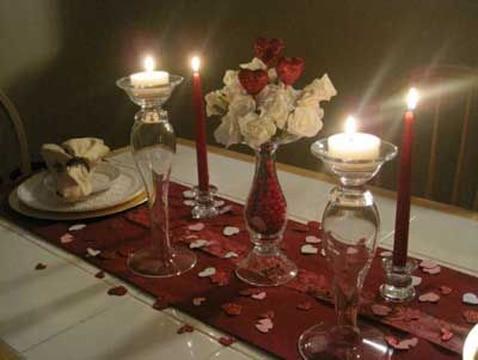 Recetas e ideas de cenas romanticas caseras y faciles