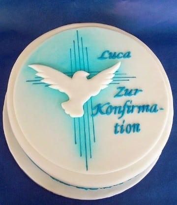 Ideas para decorados de torta de confirmacion para varon
