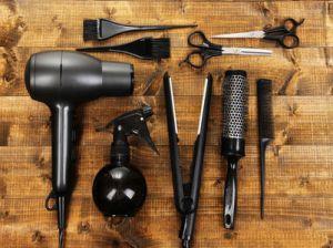 elementos de peluqueria