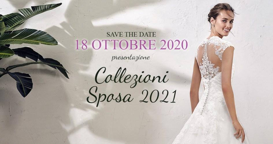 collezioni sposa 2021