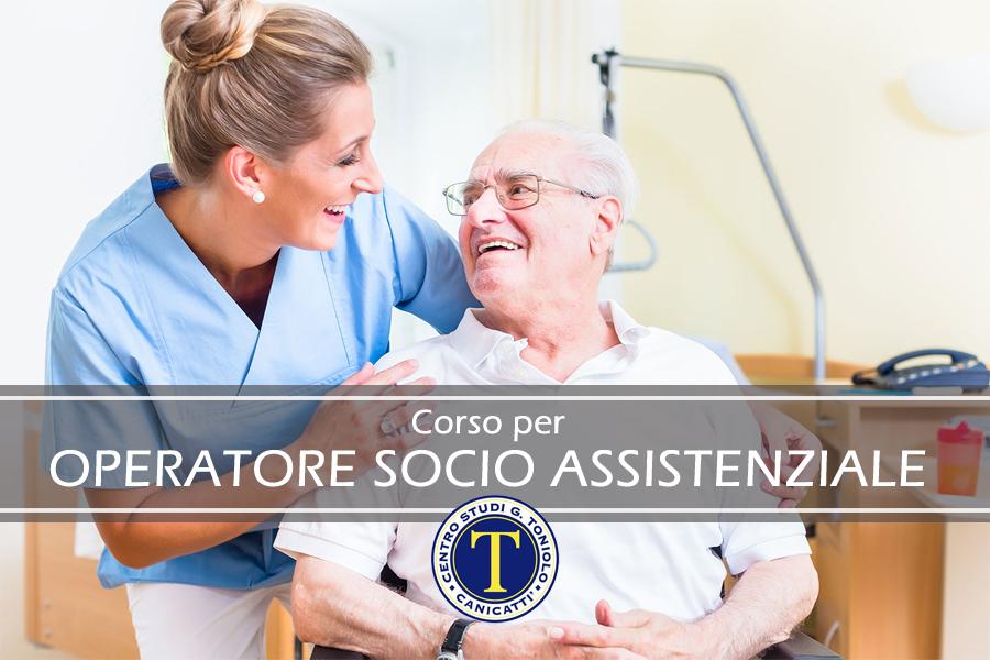 OPERATORE SOCIO ASSISTENZIALE (O.S.A)