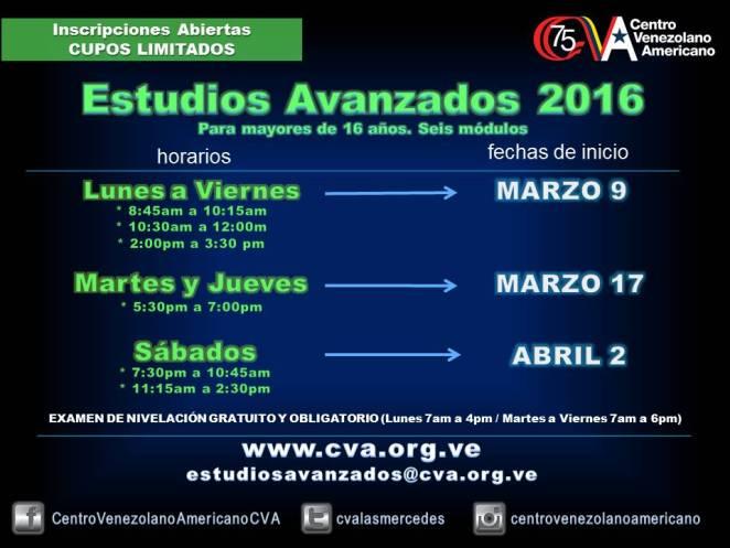 20160226 PROX_IN_AVANZADOS