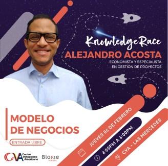 Alejandro Acosta Post CVA